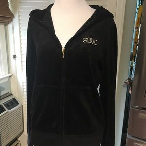 Juicy Couture velour Jacket L